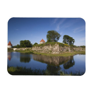 エストニアのエストニアの西部の島、Saaremaa 2 マグネット