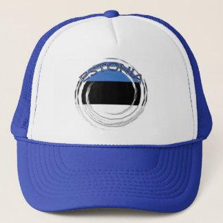 エストニアのクールな帽子! キャップ