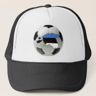 エストニアの全国代表チーム キャップ