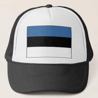 エストニアの旗の帽子 キャップ