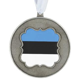 エストニアの旗 オーナメント