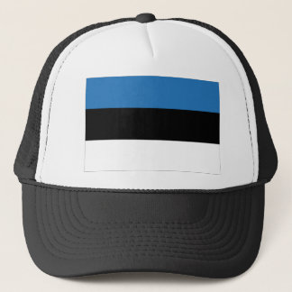 エストニアの旗 キャップ