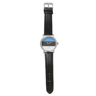 エストニアの腕時計の旗 腕時計