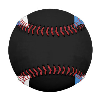 エストニアの野球の旗 野球ボール