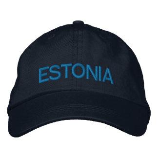 エストニアは帽子のEesti Kohandatudのmütsをカスタマイズ 刺繍入りキャップ