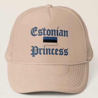 エストニア語のプリンセス キャップ