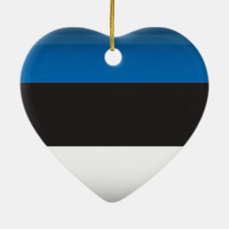 エストニア セラミックオーナメント
