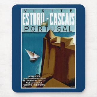 エストリル- Cascaisポルトガル マウスパッド
