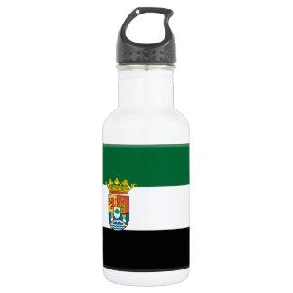 エストレマドゥーラ州(スペイン)の旗 ウォーターボトル