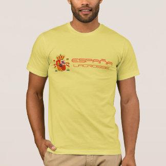エスパーニャのラクロス Tシャツ