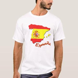 エスパーニャの国旗のTシャツ Tシャツ
