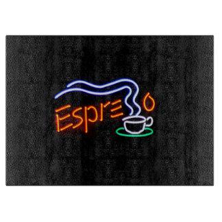 エスプレッソのまな板 カッティングボード