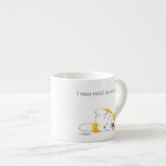 エスプレッソのコーギー エスプレッソカップ
