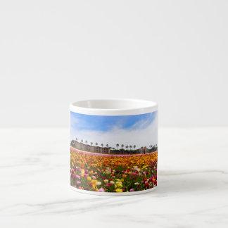 エスプレッソのマグの花分野 エスプレッソカップ
