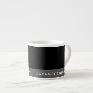 エスプレッソのマグ-黒 エスプレッソカップ