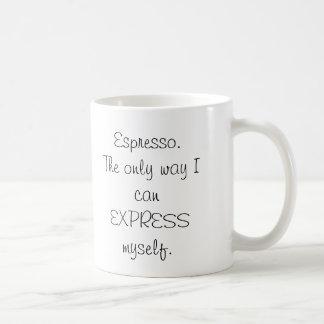 エスプレッソ コーヒーマグカップ