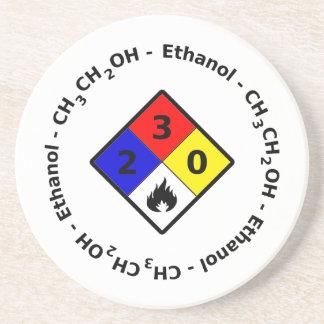 エタノールMSDSのコースター コースター
