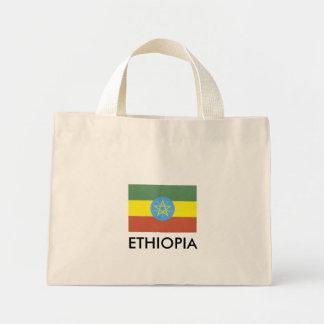 エチオピアのバッグ ミニトートバッグ