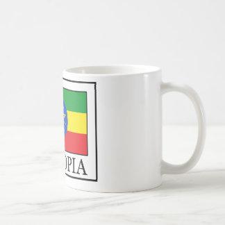エチオピアのマグ コーヒーマグカップ