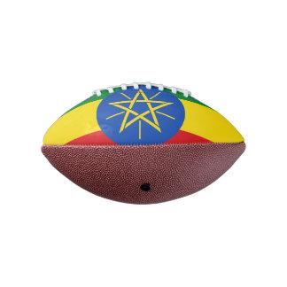 エチオピアの小型フットボールの旗 アメリカンフットボール