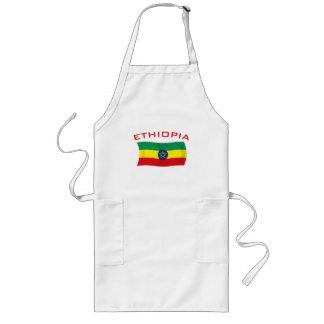 エチオピアの旗2 ロングエプロン