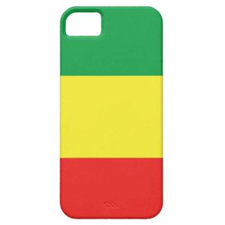 エチオピアの旗 iPhone SE/5/5s ケース
