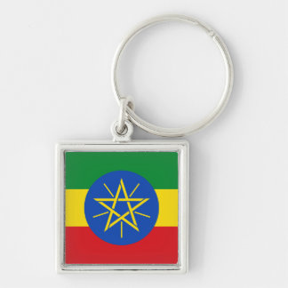 エチオピアの旗Keychain キーホルダー