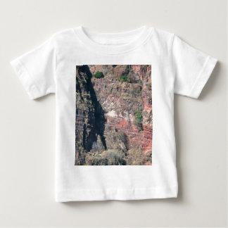 エチオピアの石の壁 ベビーTシャツ