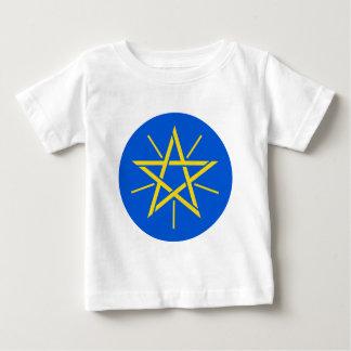 エチオピアの紋章 ベビーTシャツ