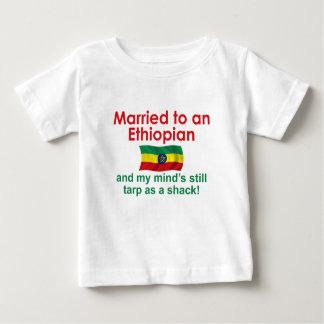 エチオピアへのMarriet ベビーTシャツ