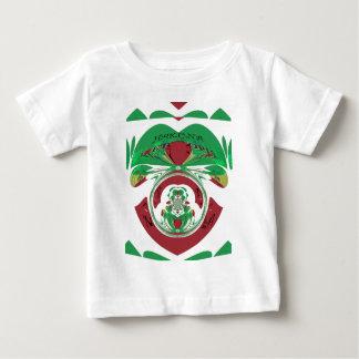 エチオピア美しい美しいHakuna Matata I愛Hea ベビーTシャツ
