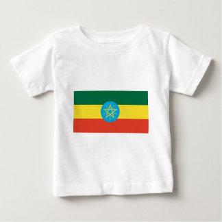 エチオピア ベビーTシャツ