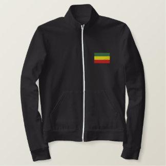 エチオピア 刺繍入りジャケット