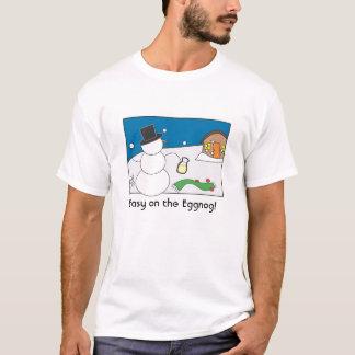 エッグノッグの簡単 Tシャツ