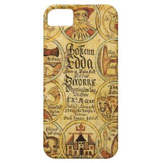 エッダの北欧神話 iPhone SE/5/5s ケース
