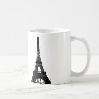 エッフェル塔のコーヒー・マグ コーヒーマグカップ
