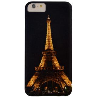 エッフェル塔のパリIの電話6箱 BARELY THERE iPhone 6 PLUS ケース
