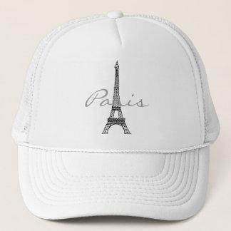 エッフェル塔の帽子 キャップ