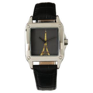 エッフェル塔の腕時計 腕時計