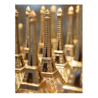 エッフェル塔の記念品 ポストカード