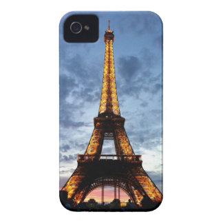 エッフェル塔の電話箱 Case-Mate iPhone 4 ケース