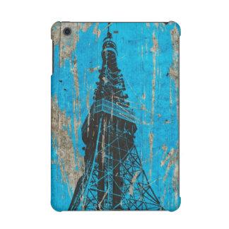 エッフェル塔の青い木はデジタル芸術を織ります