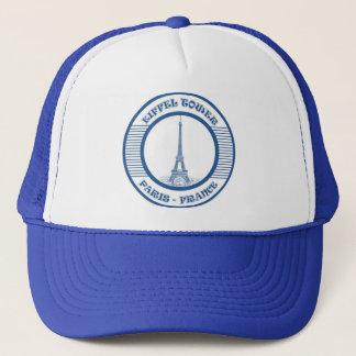 エッフェル塔の青 キャップ