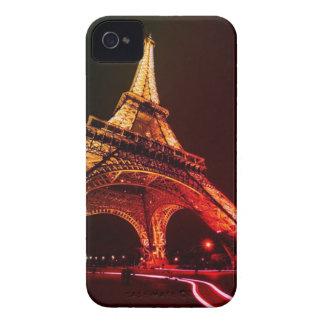 エッフェル塔のiPhoneの場合 Case-Mate iPhone 4 ケース