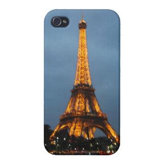 エッフェル塔のiphone 4ケース iPhone 4/4Sケース