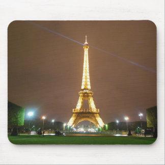 エッフェル塔パリフランス-春の休暇 マウスパッド