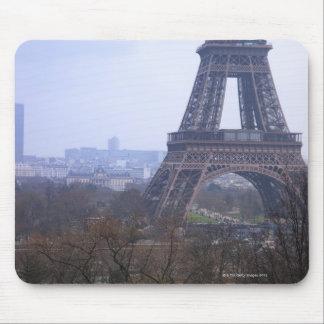 エッフェル塔及びMontparnasseの基盤 マウスパッド