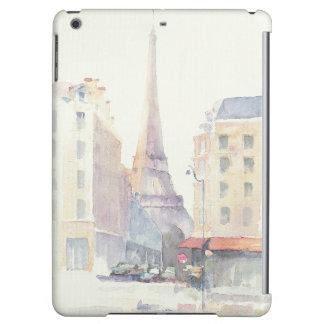 エッフェル塔|パリの水彩画
