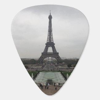 エッフェル塔、パリ、フランス ギターピック
