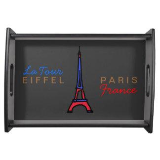 エッフェル塔/パリ/フランス トレー
